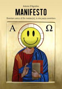Manifesto - Antonio D'Agostino - copertina