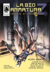 La bio-armatura Z - Filippo Ferrucci - copertina
