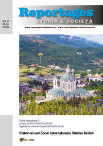 Reportages. Storia e società. Vol. 25: 15° anniversario. - Lucia Gangale - copertina