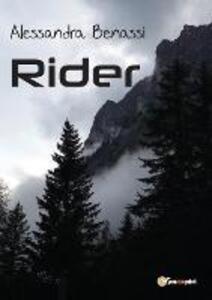 Rider - Alessandra Benassi - copertina