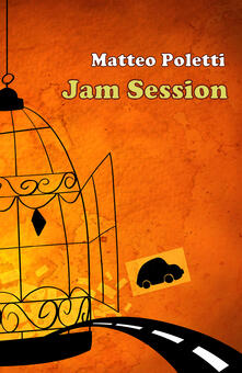 Jam session - Matteo Poletti - copertina