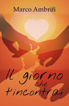Il giorno che t'incontrai - Marco Ambrifi - copertina