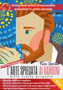 L' arte spiegata ai bambini della scuola primaria - Fabio Speciale - copertina