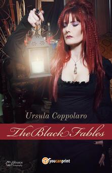 The black fables - Ursula Coppolaro - copertina