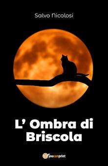 L' ombra di Briscola - Salvo Nicolosi - copertina
