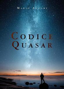 Codice Quasar - Mario Atzori - copertina
