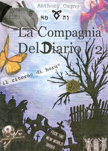 La compagnia del diario. Vol. 2 - Anthony Cugno - copertina