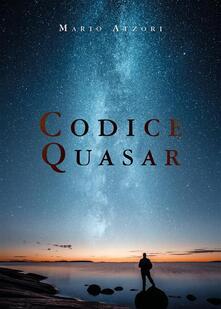 Codice Quasar - Mario Atzori - ebook