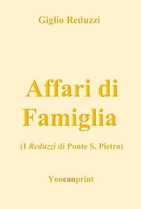 Affari di famiglia - Giglio Reduzzi - copertina