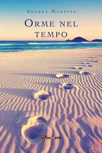 Orme nel tempo - Andrea Manetta - copertina