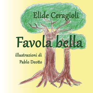 Favola bella - Elide Ceragioli - copertina