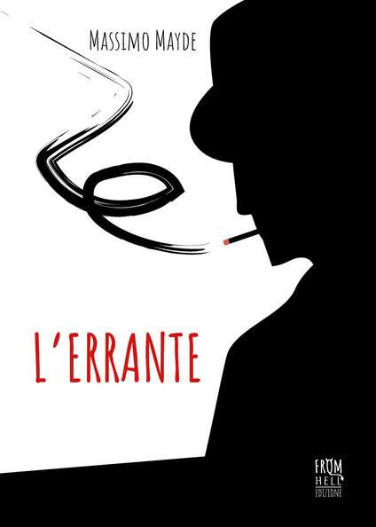L' errante - Massimo Mayde - copertina