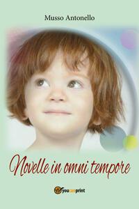 Novelle in omni tempore - Antonello Musso - copertina