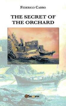 The secret of the orchard - Federico Carro - copertina