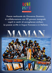 Maman - Giovanna Dominici - copertina