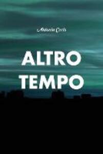 Altro tempo - Antonia Certo - copertina