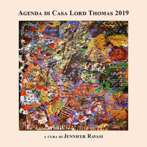 Agenda di casa Lord Thomas 2019 - copertina