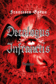 Decalogus infranctis - Francesca Garau - copertina