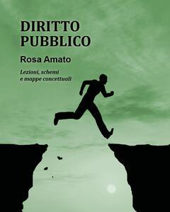 Diritto pubblico - Rosa Amato - copertina