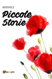 Piccole storie - Concetta Minneci - copertina