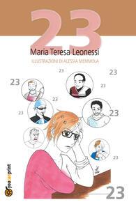 23 - Maria Teresa Leonessi - copertina
