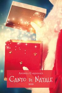 Canto di Natale - Andrea Cardinale - copertina