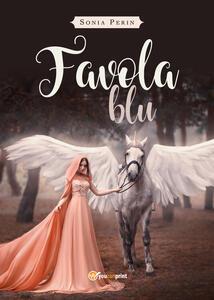 Favola blu - Sonia Perin - copertina