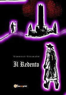 Il redento - Gabriele Cesarano - copertina