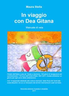 In viaggio con Dea Gitana - Maura Stella - copertina
