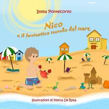 Nico e il fantastico mondo del mare - Imma Pontecorvo - copertina