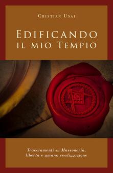 Edificando il mio tempio - Cristian Usai - copertina