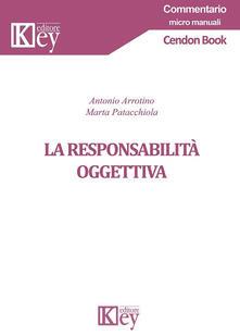 Antondemarirreguera.es La responsabilità oggettiva Image