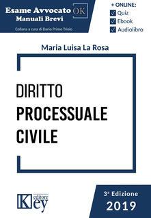 Ipabsantonioabatetrino.it Diritto processuale civile Image