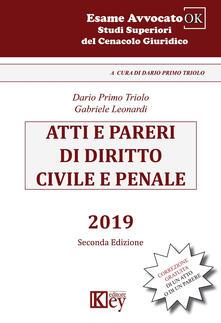Librisulrazzismo.it Atti e pareri di diritto civile e penale Image
