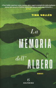 La memoria dell'albero - Tina Vallès - copertina