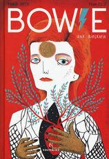 Libro Bowie. Una biografia María Hesse Fran Ruiz