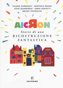 Antondemarirreguera.es Aicron. Storie di una ricostruzione fantastica Image