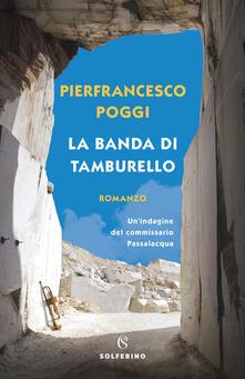 La banda di Tamburello - Pierfrancesco Poggi - copertina