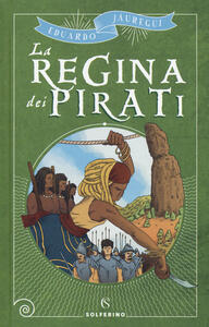 La regina dei pirati - Eduardo Jáuregui - copertina