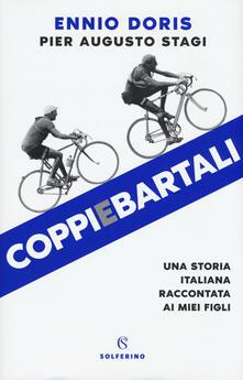 Mercatinidinataletorino.it Coppiebartali. Una storia italiana raccontata ai miei figli Image