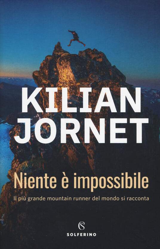 Niente è impossibile - Kilian Jornet - copertina