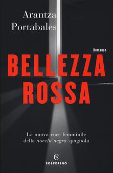 Bellezza rossa - Arantza Portabales - copertina