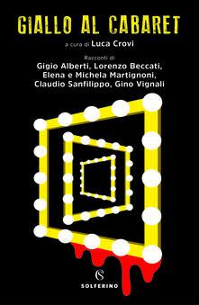 Giallo al cabaret - copertina