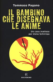 Il bambino che disegnava le anime - Tommaso Pagano - copertina