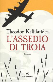L' assedio di Troia - Theodor Kallifatides - copertina