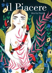 Il piacere - María Hesse - copertina