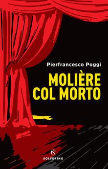 Molière col morto - Pierfrancesco Poggi - copertina