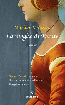 La moglie di Dante - Marina Marazza - copertina
