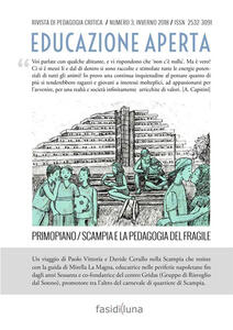 Educazione aperta (2018). Vol. 3 - copertina