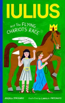 Iulius and the flying chariots race